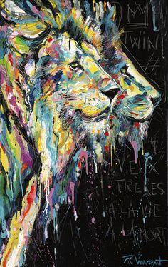 Lions Twin Vincent Richeux