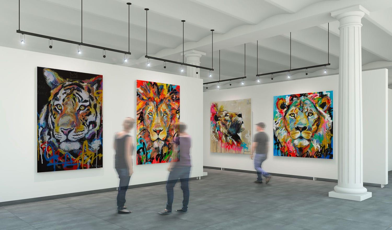 Vincent Richeux Galerie d'Art contemporain