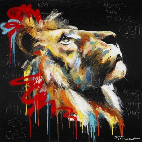 Lion Hugo Vincent Richeux