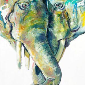 couples d'éléphant pure love vincent richeux