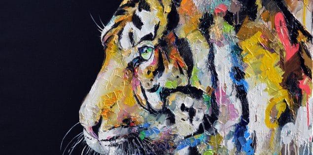 Vincent Richeux - Tigre