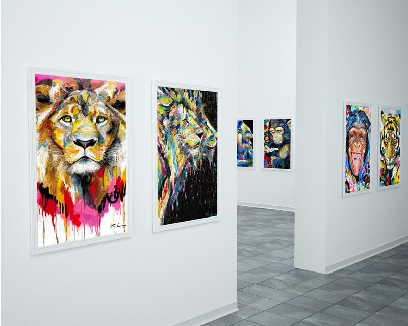 Galerie oeuvres Vincent Richeux