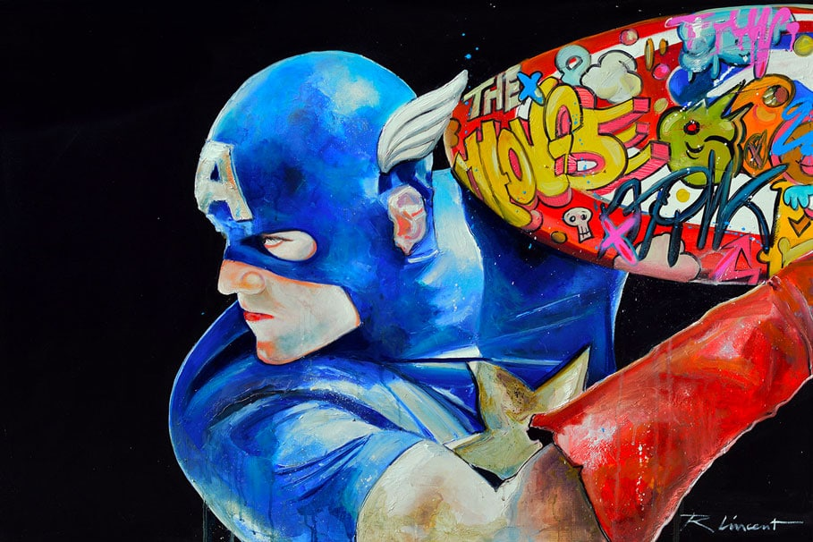 Captain Americart