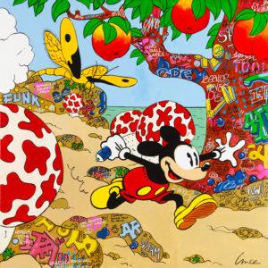 Mickey et l'etoile mysterieuse